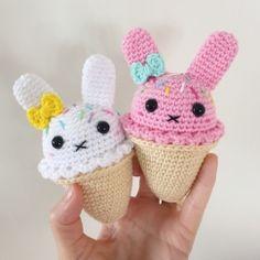 Bunny Ice Cream