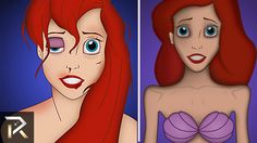10 Disney Characters with Serious Mental Disorders.