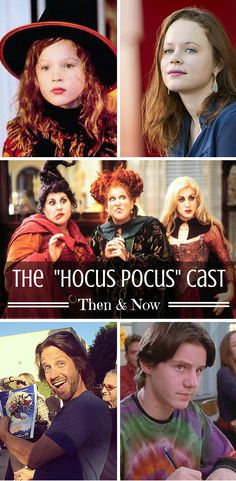 This popular 1993 comedy has become a Halloween cult classic but what has the incredible cast of Hocus Pocus been up to since?