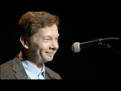 If you find your here and now intolerable and it makes you unhappy, you have three options: remove yourself from the situ. Popular People, Eckhart Tolle, Music, Quotes, Youtube, Musica, Quotations, Musik, Muziek