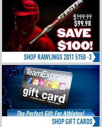 Baseball Express Gifts and Novelties