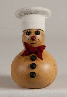 October Product of the Month: Gingerbread Man Gourd