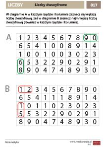 Matematyka - klasa - 3 - Matematyczna Wyspa - Medianauka.pl Word Search, Periodic Table, Words, Periodic Table Chart, Periotic Table, Horse