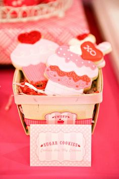 Sweet Love Valentine's party