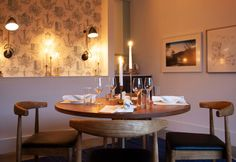 Le Crocodile Upstairs | Le Crocodile Outdoor Seating, Outdoor Dining, Dining Table, Crocodile, Brooklyn Diner, Room Reservation, Wythe Hotel, Private Dining Room, Hotel S