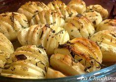 La Chicchina: Patate al forno croccanti