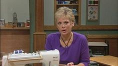 Nancy Zieman's Sewing A to Z , Part 3 Video from Sewing with Nancy. Join Nancy as she continues the sewing journey through her favorite tips and techniques. In this final show of the series on Sewing A to Z, Nancy demonstrates techniques from S-Z. Attaching Snaps, Topstitching, Understitching, sewing Vinyl, making Wrapped Corners, preparing Yo-yos, and inserting Zippers are featured.