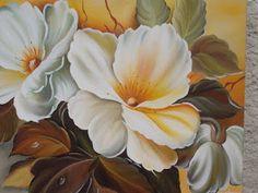 pintura com flores - Pesquisa do Google