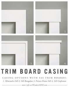 Terrific Screen Moldings And Trim modern Concepts The medial side walls of any house are often never full without having use of your moulding type. Farmhouse Interior Doors, Interior Door Trim, Modern Farmhouse Interiors, Farmhouse Interior, Farmhouse Remodel, House Trim, Doors Interior, Moldings And Trim, Interior Window Trim