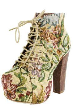 @ www.makemechic.com/p-42065-visalia-glitter-flower-wooden-heel-booties-gold.aspx