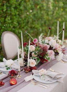 Linen rentals: http://latavolalinen.com | Florist: http://www.laurasfloras.com | Wedding photographers: http://www.jessicakay.com/ | Read More: https://www.stylemepretty.com/vault/image/6202610