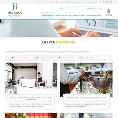 hecansa.com Esta empresa es una iniciativa del Gobierno de Canarias dedicada al sector turístico mediante la formación en el mundo hostelero. Esta Web se adapta a todos los dispositivos, gracias a su sistema Responsive Web Design. #web_design #web #paginas_web #web_las_palmas #web_canarias #paginas_web_las_palmas #paginas_web_canariasempresa