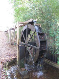 Cooper's Ferry Water Wheel