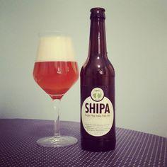 SHIPA Hallertau Blanc. Guter Tropfen.  #shipa #singlehop #ipa #indiapaleale #craftbeer #craftbeerkiel #kehrwieder #kreativbrauerei #hamburg #kiel #beerlove #beerporn #beer #bier #beerstagram #instabeer #ilovebeer