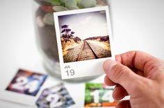 Printstagram: stickers, daily prints, greeting cards
