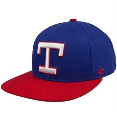 Texas Rangers - Sure Shot Cooperstown Snapback Cap