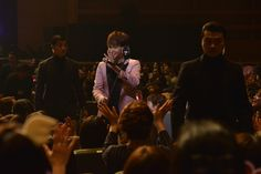 日本公式初となるファンミーティング ファンクラブ限定バレンタインイベントを開催