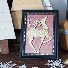 Dollar Tree Christmas Craft DIY