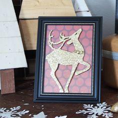 Dollar Tree Christmas Craft DIY