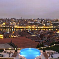Good night... #theyeatman #tranquility #peace #douro #porto #travel #hotels #luxury #hotel #porto