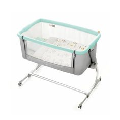 Baby Bed Baby Side Fantasy Jane for sale online Twin Cribs, Baby Cribs, Fisher Price, Crib With Changing Table, Crib For Sale, Baby Bassinet, Baby Room, Furniture, Home Decor