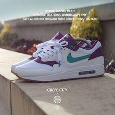 Nike Air Max 1 ID Crepe City #crepecity #airmaxalways