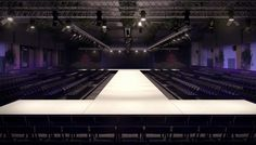 Visual Eyes Media | Queens Ballroom & Ice Rink, Bayswater  #catwalk #CGI #Visualisation
