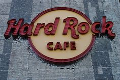 Hard Rock Cafe - Orlando, Florida