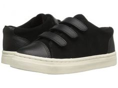 Umi Kids Ron (Toddler/Little Kid) (Black) Boy's Shoes