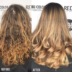 Beautiful before and after Balayage by @cpowell1980 ☀️ Just in time for Summer. Call to book a free consultation 813.801.9700 using @olaplex in @magiclightener  #blondebalayage #women #balayage #ombrehair #hair #haircut #olaplex #olaplexlove  #babe  #tampahair #naturalhair #blonde #blondegirl  #hairofinstagram #platinumblonde  #behindthechair #babe #selfie  #silverhair #highlights  #summerhair #hotonbeauty #americansalon  #southtampa #platinum #platinumhair #redken #handpainted #southtampa…