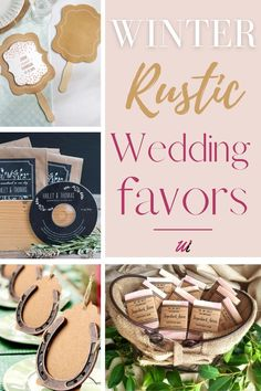 Planning a winter wedding? Show your appreciation for your guests with a winter rustic favors for guests. In my blog post, you will get the best unique and useful gift ideas for a country wedding theme. Choose the perfect creative wedding favors for a rustic chic wedding party and reception from including on a budget DIY wedding favors ideas, edible wedding favors, CD, photo frame, horse shoes, seed paper  and more! All with a rustic style, suitable for a winter country wedding