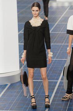 LOVE- Défilé Chanel Printemps-été 2013