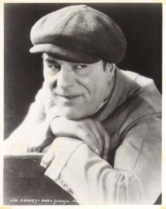 Lon Chaney - The man of a thousand faces.
