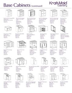 Best Standard Cabinet Sizes Example W3618 W Cabinet Type 36 640 x 480