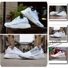 new style c3cf1 1087e Adidas NMD R1 Primeknit Meilleur Chaussure Homme Blanche  aditrace