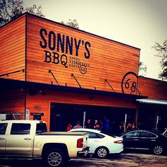 photograph about Sonnys Barbeque Coupons Printable known as 25 Most straightforward Sonnys BBQ Gainesville Grand Opening photos Grand
