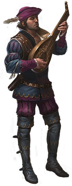 As a Bard - Survivability - is arguably the most important part of the party, so…