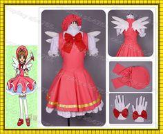Les Fées Tisseuses :: Aide cosplay sakura chasseuse de carte