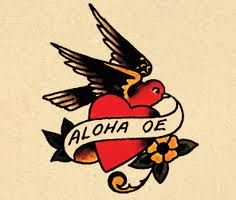 vintage heart and anchor tattoos - Google Search