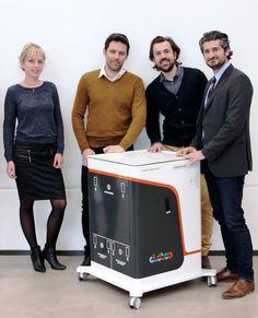 Clotoo, l'imprimante 3D en réseau http://www.lifestyl3d.com/clotoo-uber-pop-de-limpression-3d-arrive/