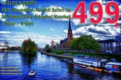 KIŞ DÖNEMİ / 3 ÜLKE 5 ŞEHİR Trier (1) – Paris (3) – Avallon – Cenevre (2) –Zürih (1) Konstanz(Bodensee Gölü) & Metzingen Outlet Şehri turu dahil ! Türk Havayolları Tarifeli Seferi ile 15 Şubat 2014 Istanbul Hareket … 7 Gece 499 € www.SunBilet.Com 0 242 324 8 324 info@sunbilet.com