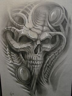 Our Website is the greatest collection of tattoos designs and artists. Find Inspirations for your next Skull Tattoo. Search for more Tattoos. Evil Skull Tattoo, Demon Tattoo, Skull Tattoo Design, Skull Design, Skull Tattoos, Body Art Tattoos, Sleeve Tattoos, Tattoo Designs, Ab Tattoo