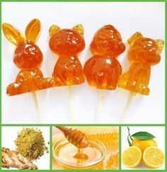 Lízanky proti kašľu | Báječné recepty Healthy Candy, Healthy Kids, Healthy Cooking, Healthy Eating, Baby Food Recipes, Dessert Recipes, Desserts, Healthy Recipes, Fruit Roll Ups