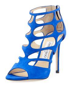 a65843e7c989  jimmychoo  shoes   Blue Sandals