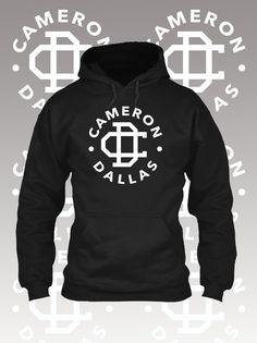 Cameron Dallas Hoodie . Magcon Boys . Cameron Dallas . Jumper . Love it!