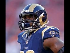 Michael Sam played well in the preseason for the Rams, but he won't appear in a regular-season game for St. Louis.  The rookie defensive end  was released   Saturday as the Rams trimmed their roster down to the 53-man limit.