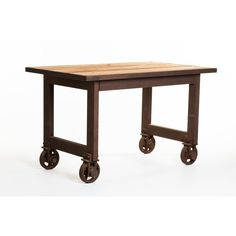 You'll love the Avignon Counter Height Dining Table at AllModern - With Great Deals on modern Tabletop + Kitchen products and Free Shipping on most stuff, even the big stuff.