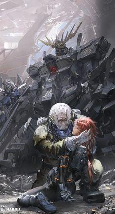 Welcome to r/Gundam! New to Gundam? Arte Gundam, Gundam 00, Gundam Wing, Cyberpunk, Armadura Cosplay, Gundam Wallpapers, Gundam Mobile Suit, Arte Robot, Unicorn Gundam