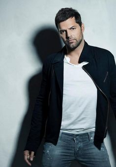 Ricky Martin...love him!