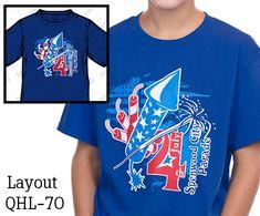 4th of july t shirts walmart